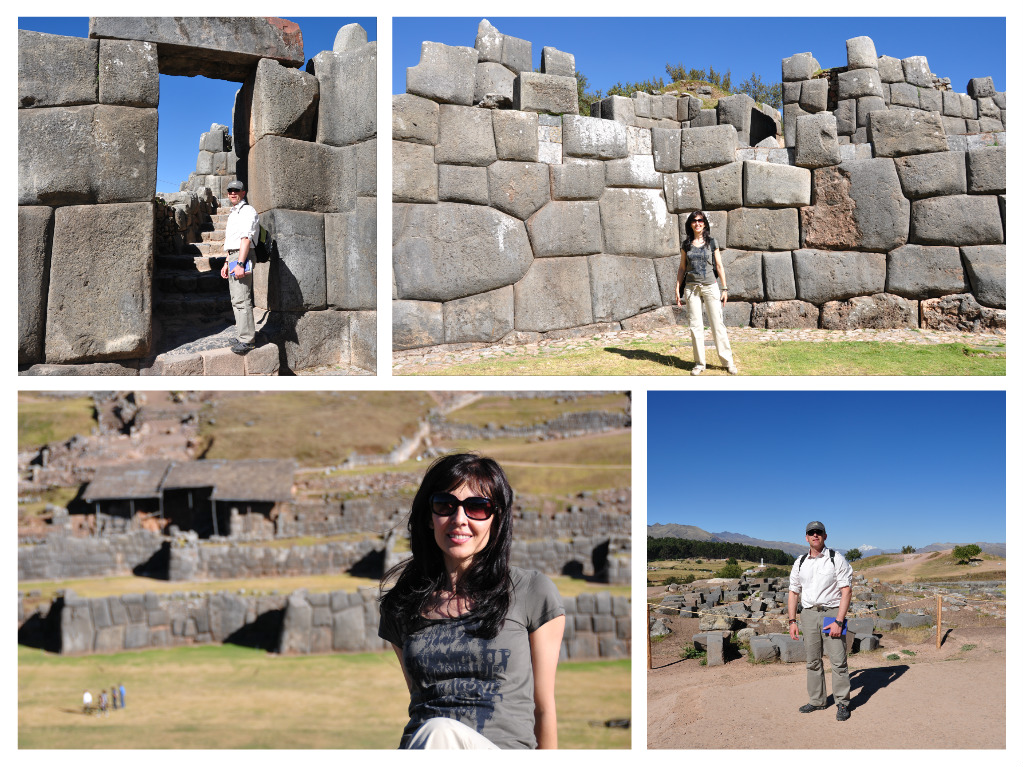 Restos incas Cusco