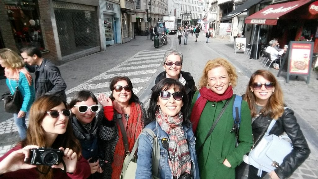Blogtrip Bruselas