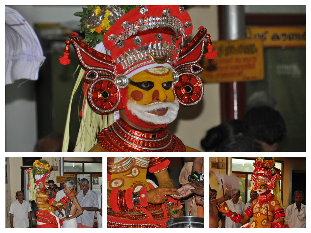 Ceremenio Theyyam