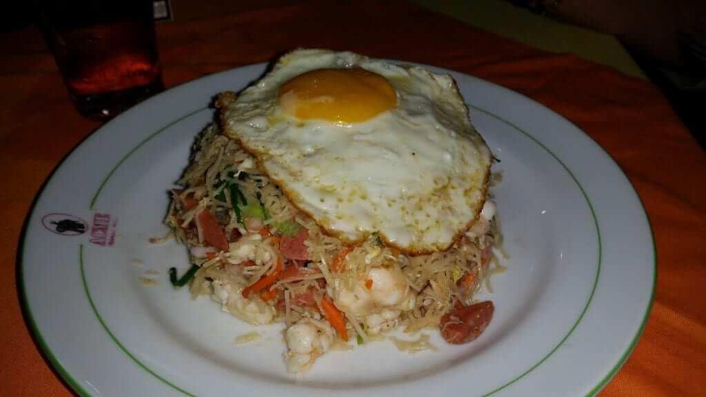 Comer en Sri Lanka