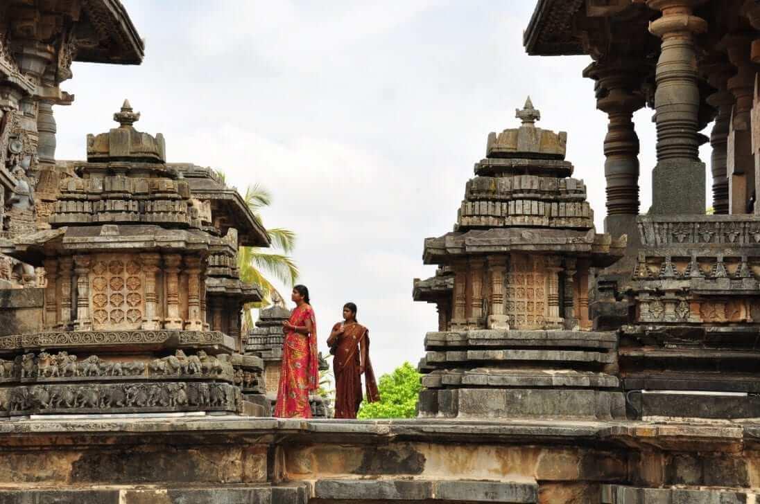 Halebid - India del Sur Karnataka