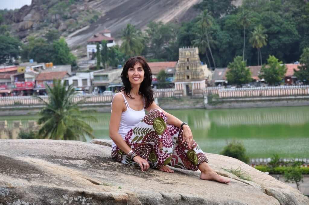 Sravanabelagola India del sur