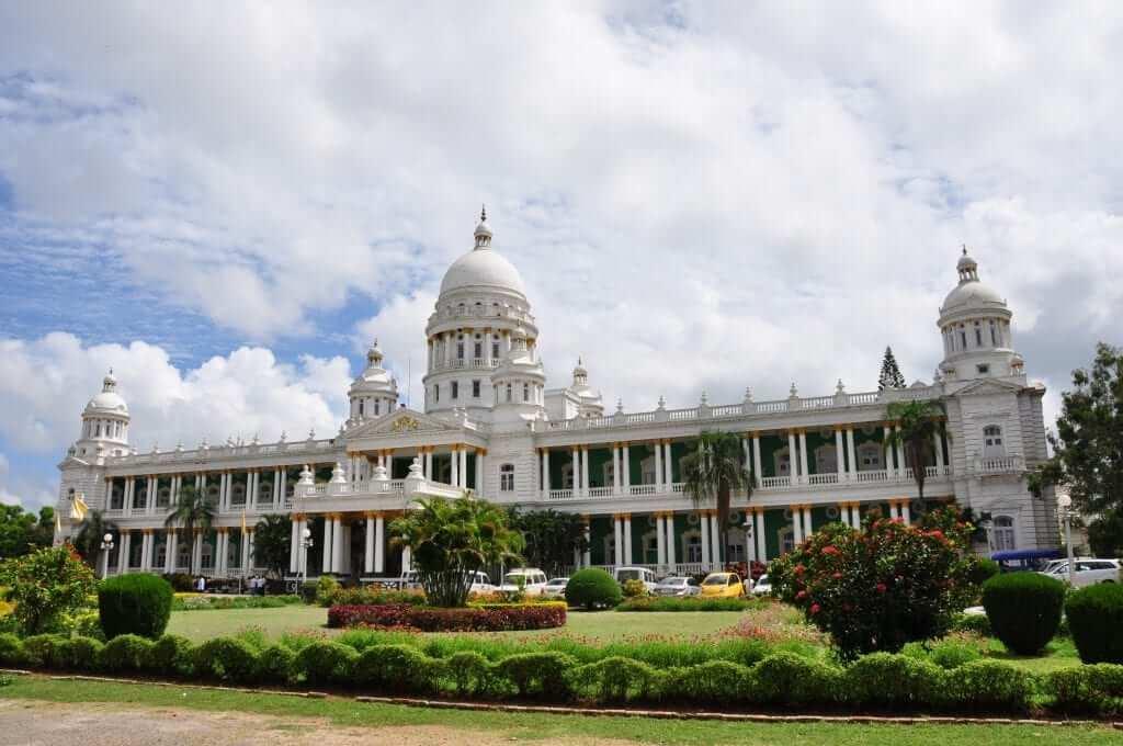 Mysore Palacio de la maharaní