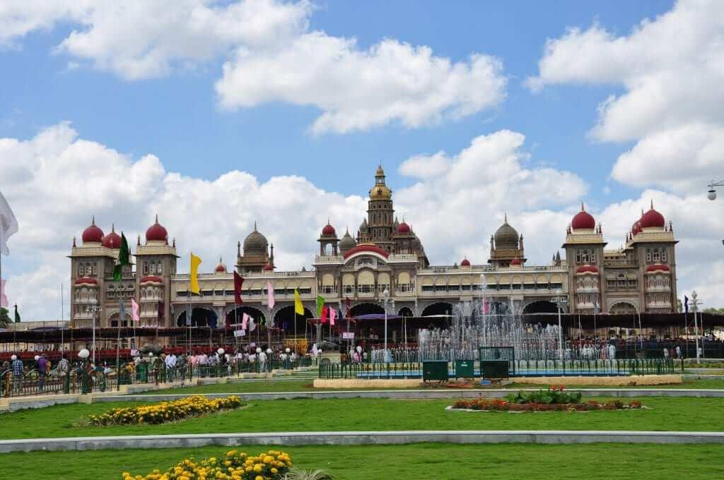 Mysore Palacio Real