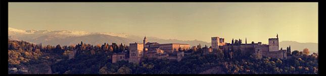 Más allá de la Alhambra