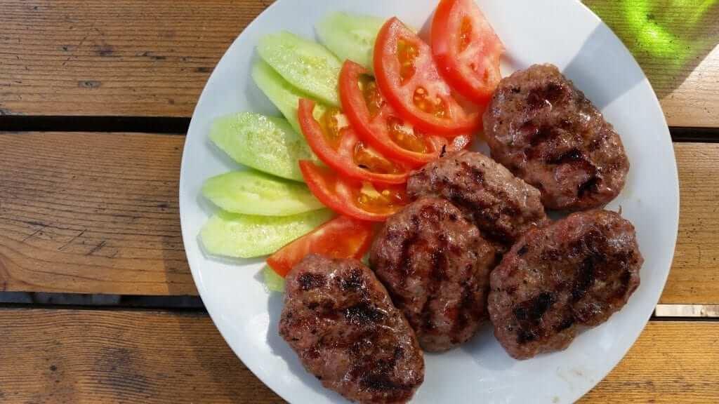 Gastronomía búlgara