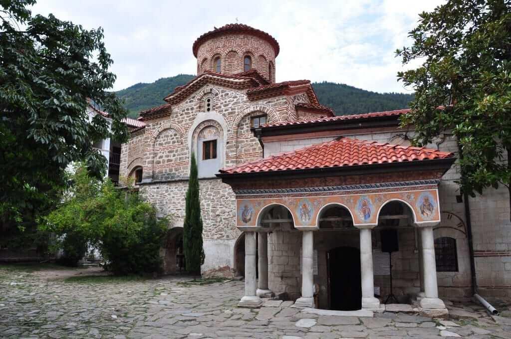 monasterios de bulgaria
