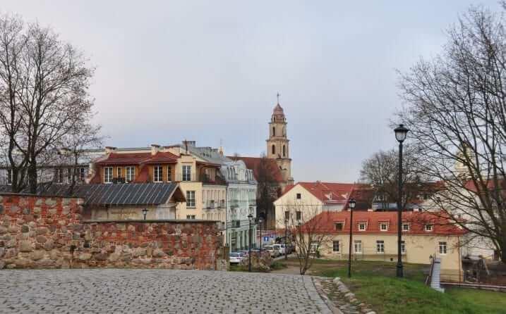 Ver en Vilnius