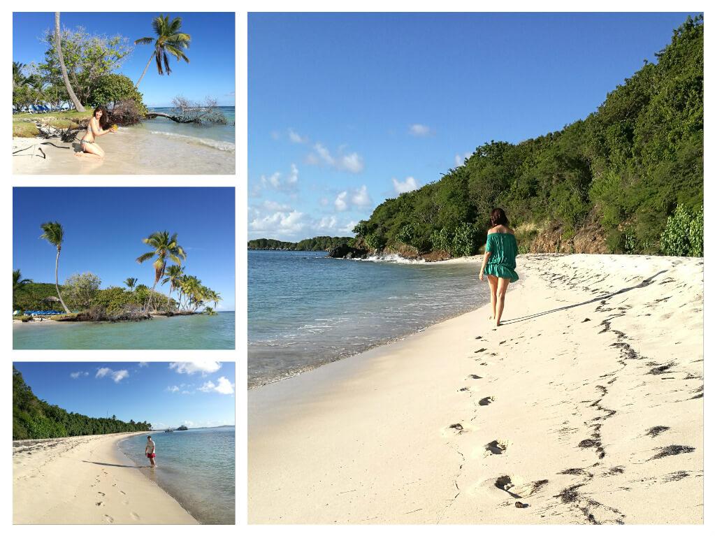 El Yunque e Isla palomino