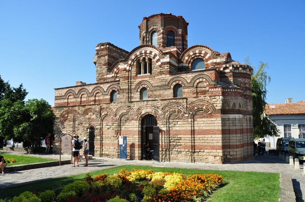 Iglesias de Nesebar