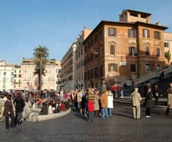 Plaza de España Roma
