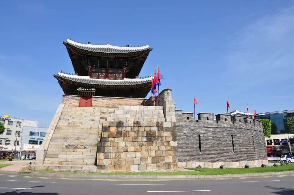 Suwon Puerta Paldalmun