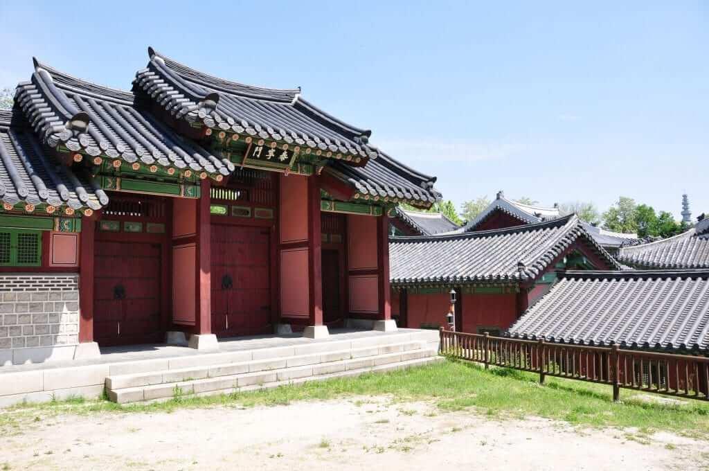 Palacios de seúl Gyeonghuigung