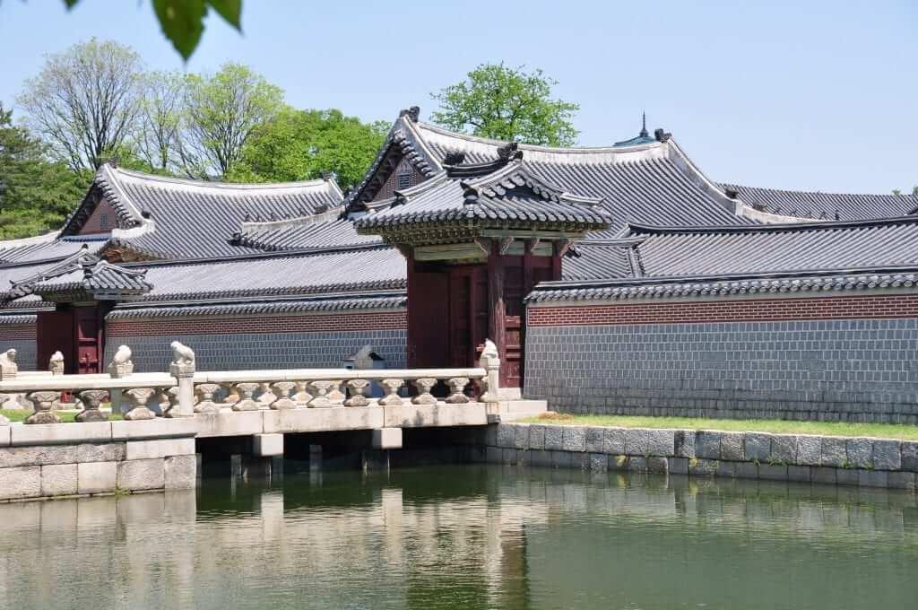 Palacios de Seúl Gyeongbokgung
