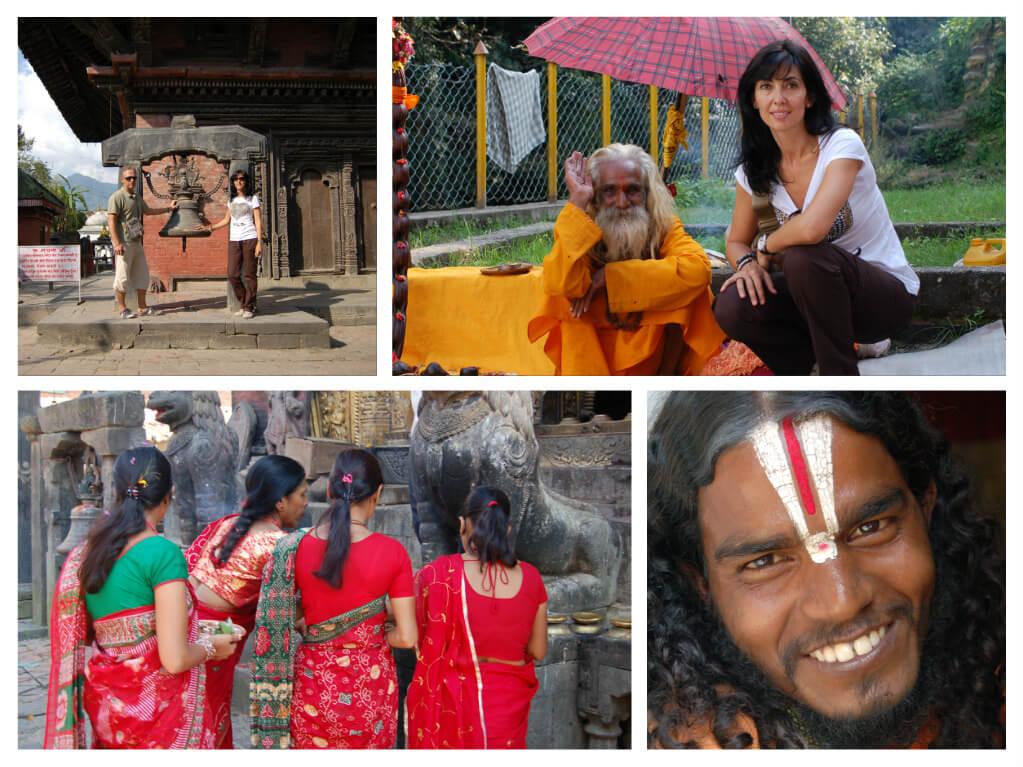 Changu Narayan y otros templos de Katmandú
