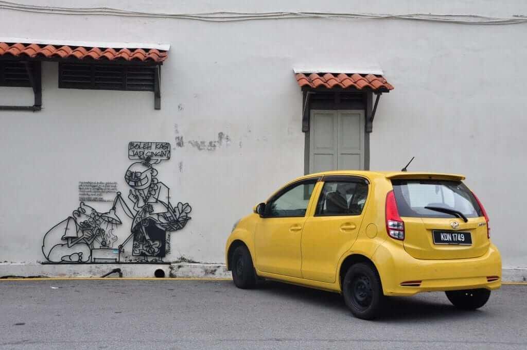 arte urbano george town